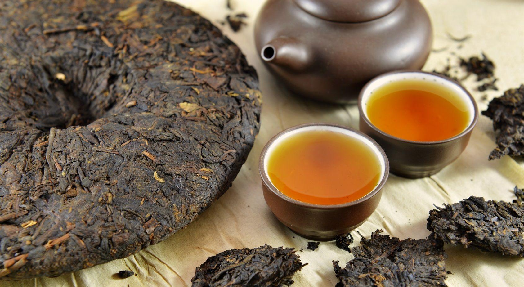 Четыре ценности чая Пуэр