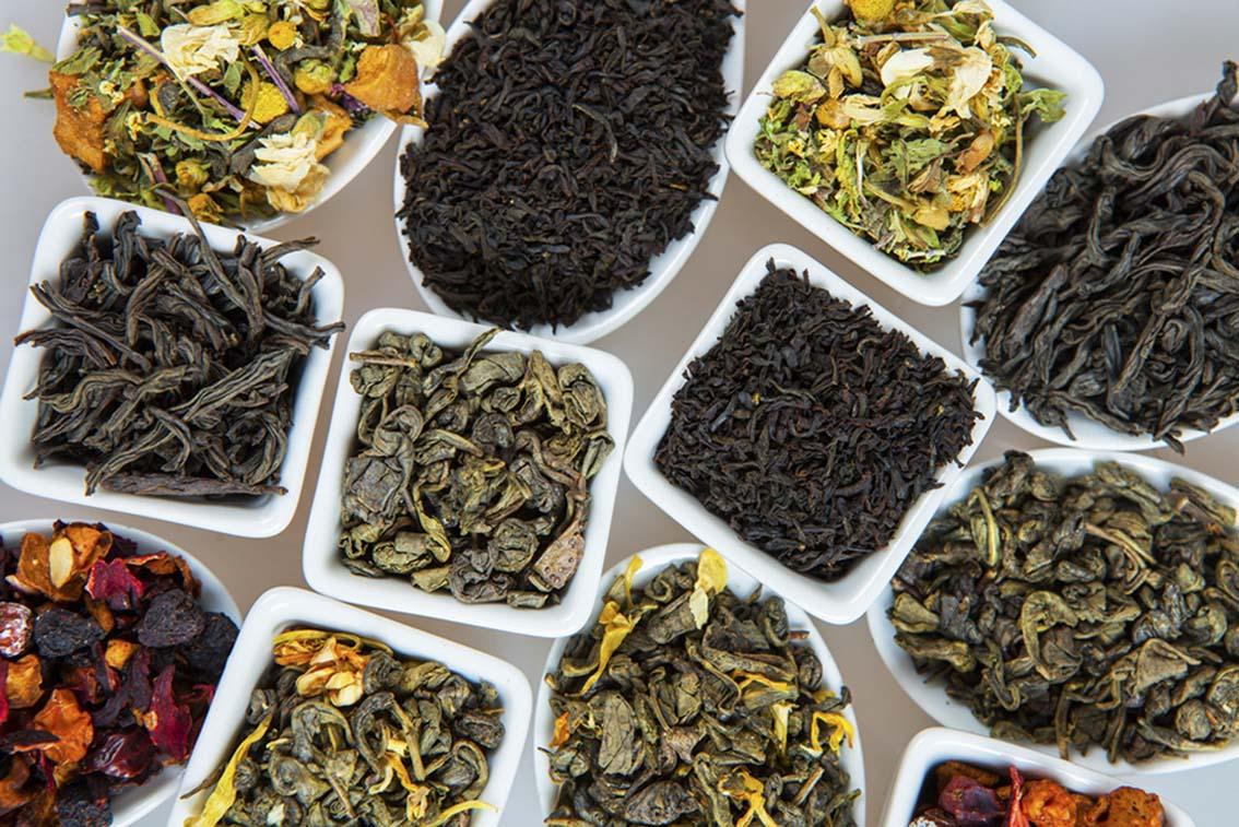 Виды чая - сорта и разновидности