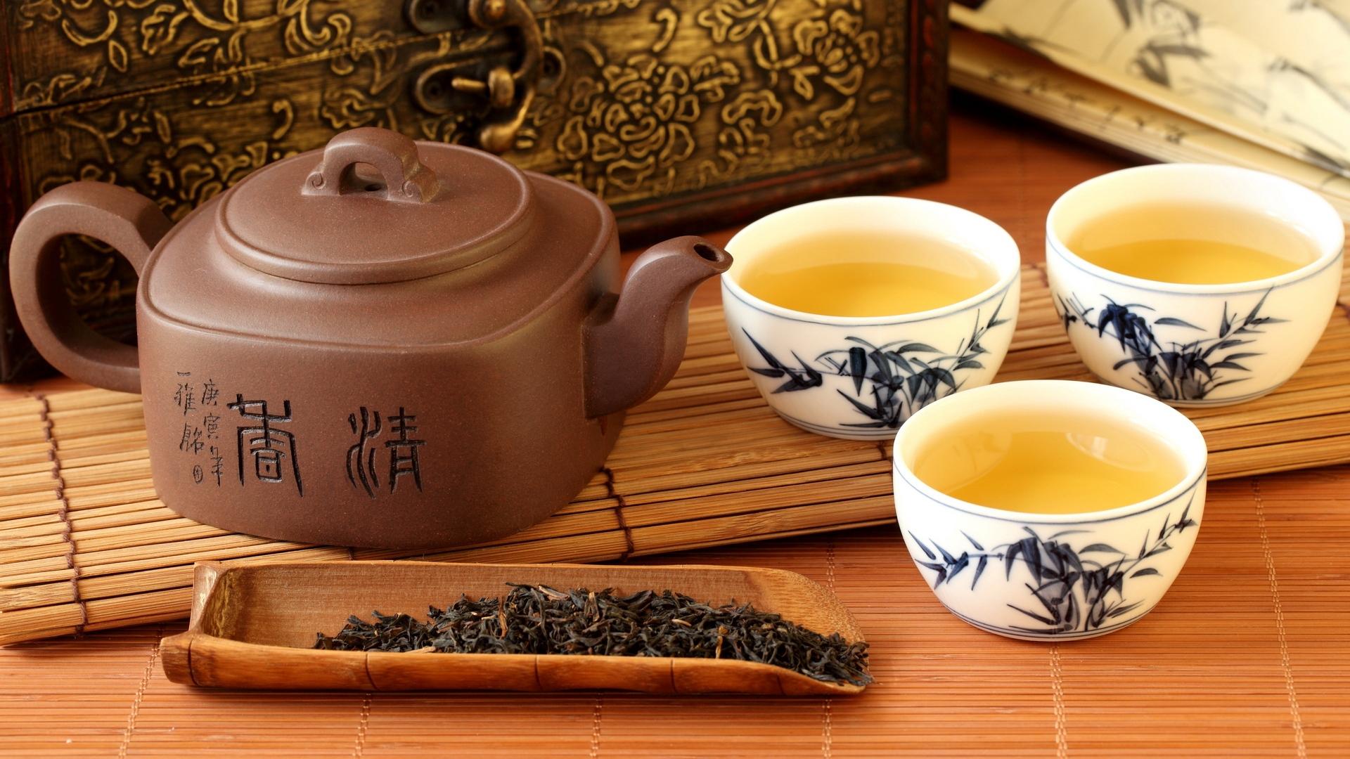 Все о чае и чайном опьянении